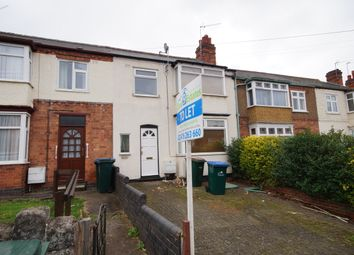 Thumbnail 5 bed terraced house to rent in Winifred Avenue, Coventry