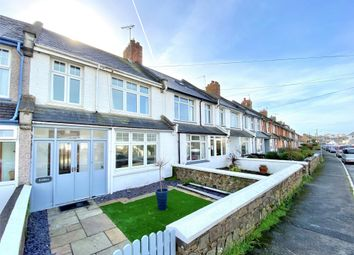Thumbnail 4 bedroom terraced house for sale in Victoria Road, Bude