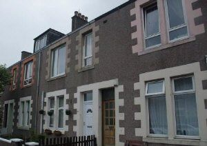 Thumbnail 2 bed flat to rent in Taylor Street Methil, Fife