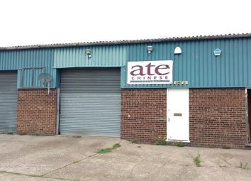 Thumbnail Light industrial to let in R/O 55 Comet Way, Southend-On-Sea