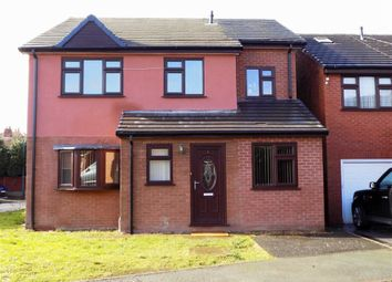 Thumbnail 5 bedroom detached house for sale in Ashbrook Farm Close, Stockport, Greater Manchester