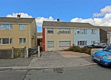 Thumbnail 3 bed semi-detached house for sale in Pleasant View, Beddau, Pontypridd