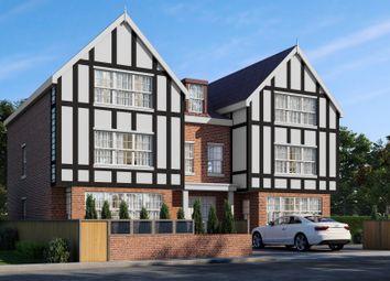 Thumbnail 2 bedroom flat for sale in Uxbridge Road, Hatch End