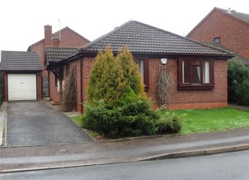 Thumbnail 3 bedroom detached bungalow to rent in Larkspur Road, St Peters, Worcester, Worcestershire