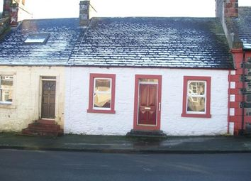 Thumbnail 2 bed terraced house to rent in Bank Street, Wigtown, Newton Stewart