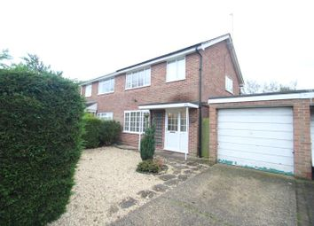 Thumbnail 3 bed semi-detached house to rent in Villiers Way, Wash Common, Newbury, 6Sh.