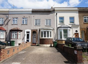 Thumbnail 4 bed terraced house for sale in Fairlop Road, London