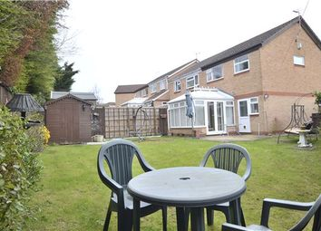 Thumbnail 3 bed semi-detached house for sale in Basil Close, Abbeydale, Gloucester