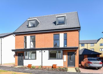 Thumbnail 3 bed semi-detached house to rent in Coley Avenue, Reading