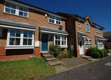 Thumbnail 2 bed terraced house to rent in Wetherby Close, Stevenage, Hertfordshire