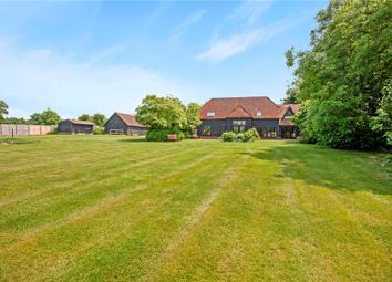 Thumbnail Detached house for sale in Sulhamstead Hill, Sulhamstead, Reading, Berkshire