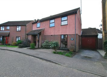 Thumbnail 4 bed detached house for sale in Lapwing Drive, Kelvedon, Essex