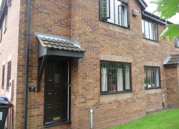Thumbnail 1 bed town house to rent in Willowbank, Tamworth