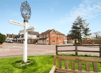 Thumbnail 1 bed flat for sale in Bough Beech Road, Four Elms, Edenbridge