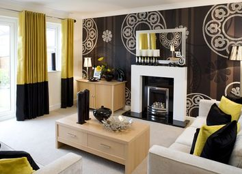 Thumbnail 4 bedroom detached house for sale in The Wharfdale, Waterside Village, Lowfield Lane, St Helens