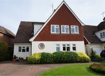 Thumbnail 4 bed detached house for sale in Pickers Green, Haywards Heath