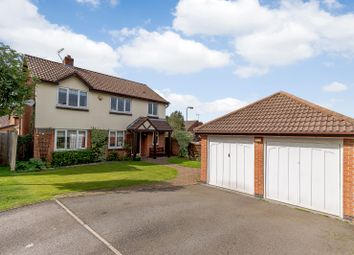 4 bed detached house for sale in Blackbird Close, Uttoxeter ST14