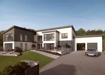 Thumbnail 5 bed detached house for sale in Longmeadow Road, Lympstone, Exmouth