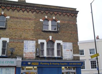 Thumbnail 3 bed flat to rent in Old Woolwich Road, London