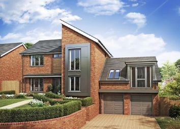 Thumbnail 4 bed detached house for sale in Crossway Green, Stourport-On-Severn