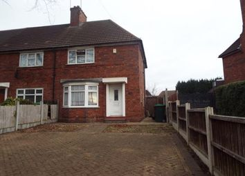 Thumbnail 3 bed semi-detached house for sale in Hamstead Road, Great Barr, Birmingham, West Midlands