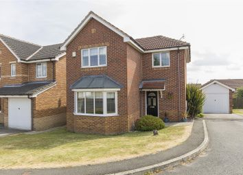 Thumbnail 3 bed detached house for sale in Coole Well Close, Staveley, Chesterfield
