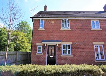 Thumbnail 2 bed semi-detached house for sale in Boughton Way, Gloucester