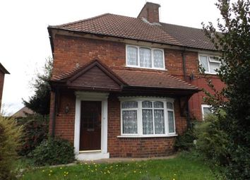 Thumbnail 3 bed semi-detached house for sale in Bassett Road, Wednesbury, West Midlands