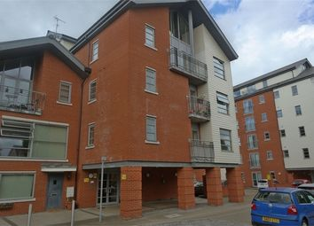 Thumbnail 2 bed flat for sale in 45 Rotary Way, Colchester, Essex