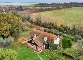 Thumbnail 4 bed cottage for sale in East Road, East Mersea, Colchester