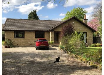 Thumbnail 3 bed detached bungalow for sale in Main Road, Cardross