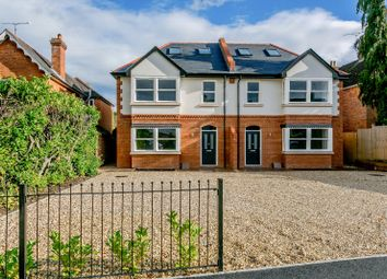 Thumbnail 5 bed semi-detached house for sale in Ridgway Road, Farnham, Surrey