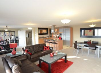 Thumbnail 3 bedroom flat for sale in Luscinia View, Napier Road, Reading