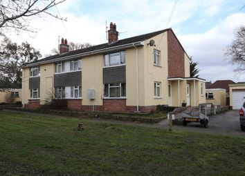 Thumbnail 2 bed flat for sale in Woodville Close, Sticklepath, Barnstaple