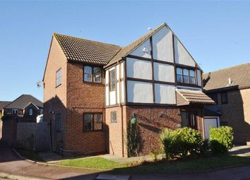 Thumbnail 4 bed detached house for sale in Badgers Close, Westcliff, Essex