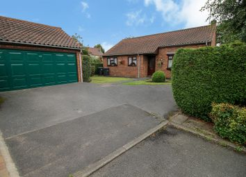 Thumbnail 3 bed detached house for sale in Central Avenue, Chilwell, Beeston, Nottingham