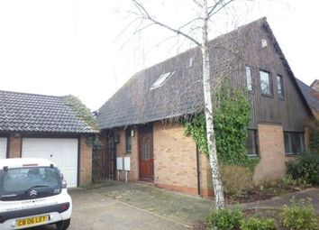 Thumbnail 3 bed property to rent in Claystones, West Hunsbury, Northampton