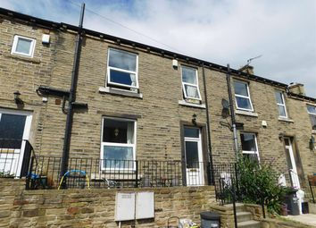 Thumbnail 2 bed terraced house to rent in Lane Court, Brighouse
