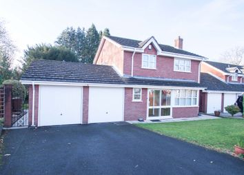Thumbnail 4 bed detached house for sale in Beatty Close, Crownhill, Plymouth