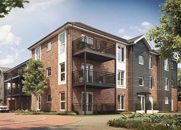 "Thumbnail 2 bed flat for sale in ""The Swallow"" at Dukeminster Estate, Dunstable"