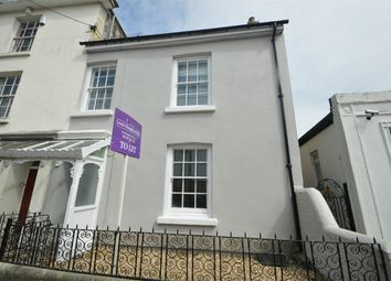 Thumbnail 3 bedroom end terrace house to rent in West Street, Penryn