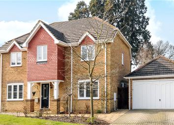 Thumbnail 5 bedroom detached house for sale in Innings Lane, Warfield, Berkshire