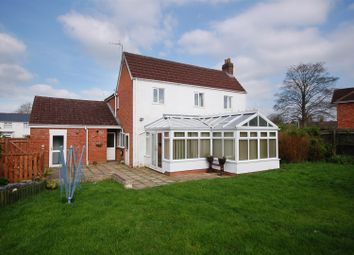 Thumbnail 4 bed detached house for sale in Kingscroft Road, Hucclecote, Gloucester