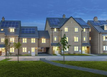 Thumbnail 4 bedroom semi-detached house for sale in Affinity Homes, Burns Road, Royston