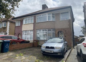 Thumbnail Semi-detached house for sale in Bellamy Drive, Stanmore