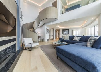 Thumbnail 3 bedroom flat to rent in Arena Tower, 25 Crossharbour Plaza, Canary Wharf, Canary Wharf, London