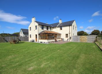 Thumbnail 4 bed property for sale in Lon Bach, Caergeiliog, Holyhead