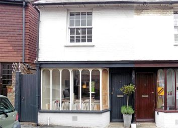 Thumbnail 3 bed end terrace house for sale in Lancaster Street, Lewes, East Sussex