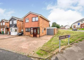 Thumbnail 3 bedroom link-detached house for sale in Oakridge Drive, Willenhall, West Midlands