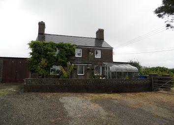 Thumbnail 3 bed detached house for sale in Tyn Rhos, Pentre Uchaf, Pwllheli, Pwllheli